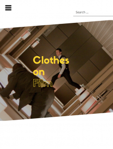 Clothes on Film